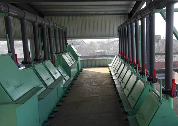 摩擦材料自动配料系统